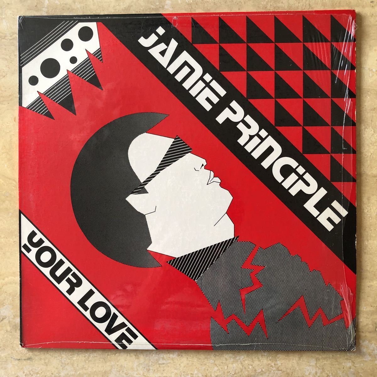 Jamie Principle / Your Love (12inch)
