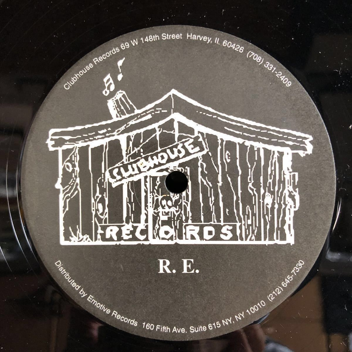 R.E. / A Man And His Flute [12inch]