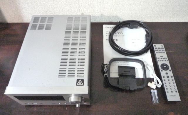 ONKYO★CR-N765★ネットワークCDレシーバー