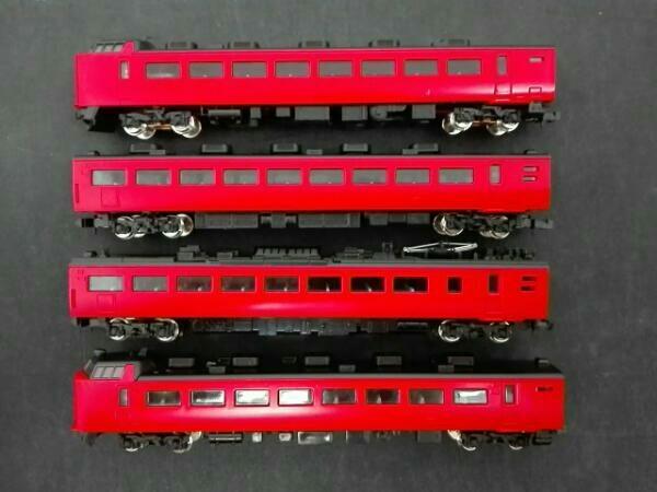Nゲージ TOMIX 92061 JR 485系特急電車 (RED&MIDORI EXPRESS)_画像4