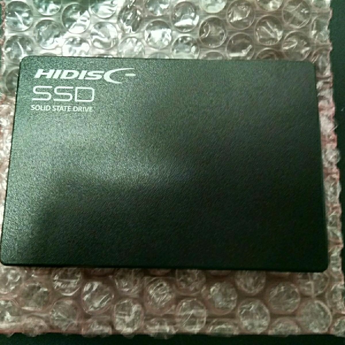 TDKのOEMメーカー Ridata Ritek Hidisk 2.5インチ120GBSSD 新品1年保障つき クリックポスト可