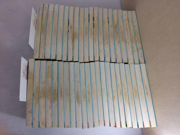 S1356-190514-4【中古】DORAGON BALL ドラゴンボール 全42巻 完結セット 鳥山明_画像3