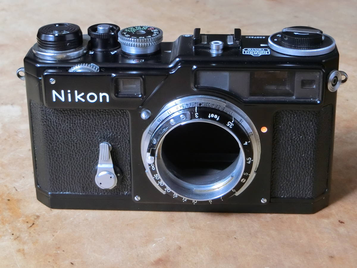 Nikon ニコン SP  後塗り 綺麗 整備済_画像2