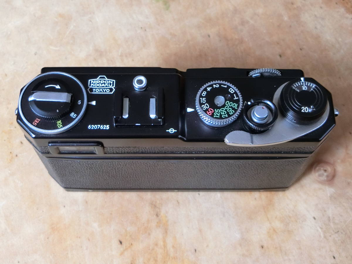 Nikon ニコン SP  後塗り 綺麗 整備済_画像4