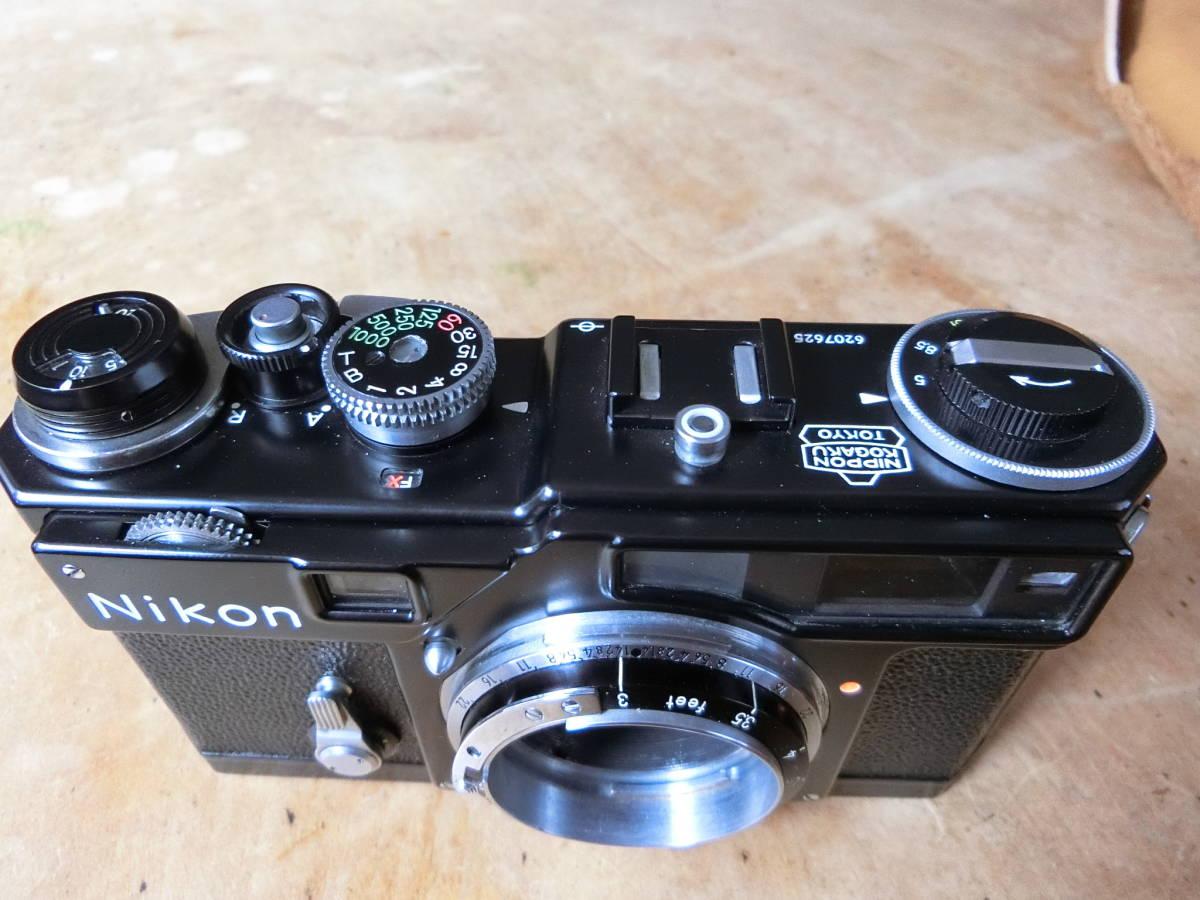 Nikon ニコン SP  後塗り 綺麗 整備済_画像8