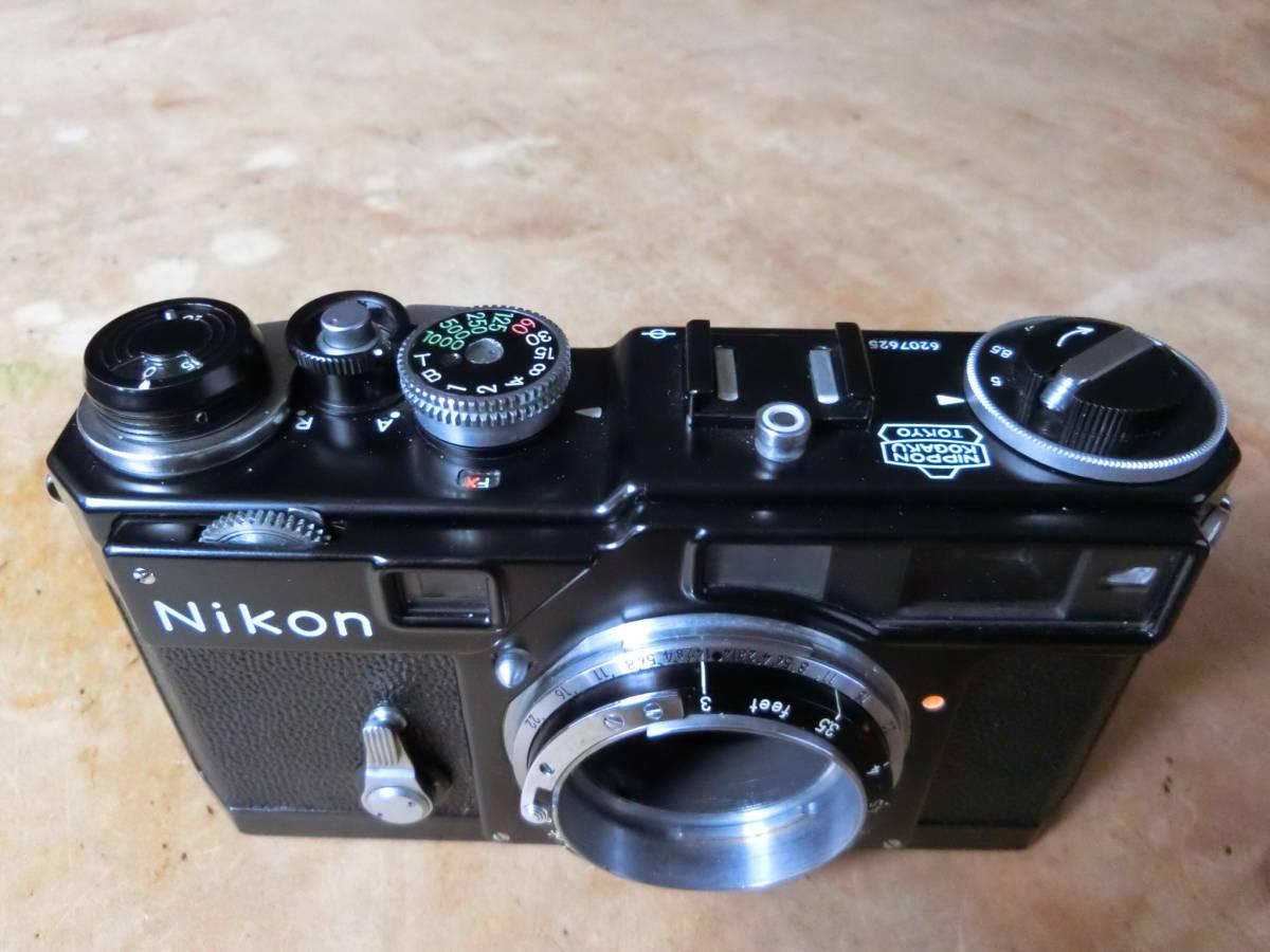Nikon ニコン SP  後塗り 綺麗 整備済_画像9