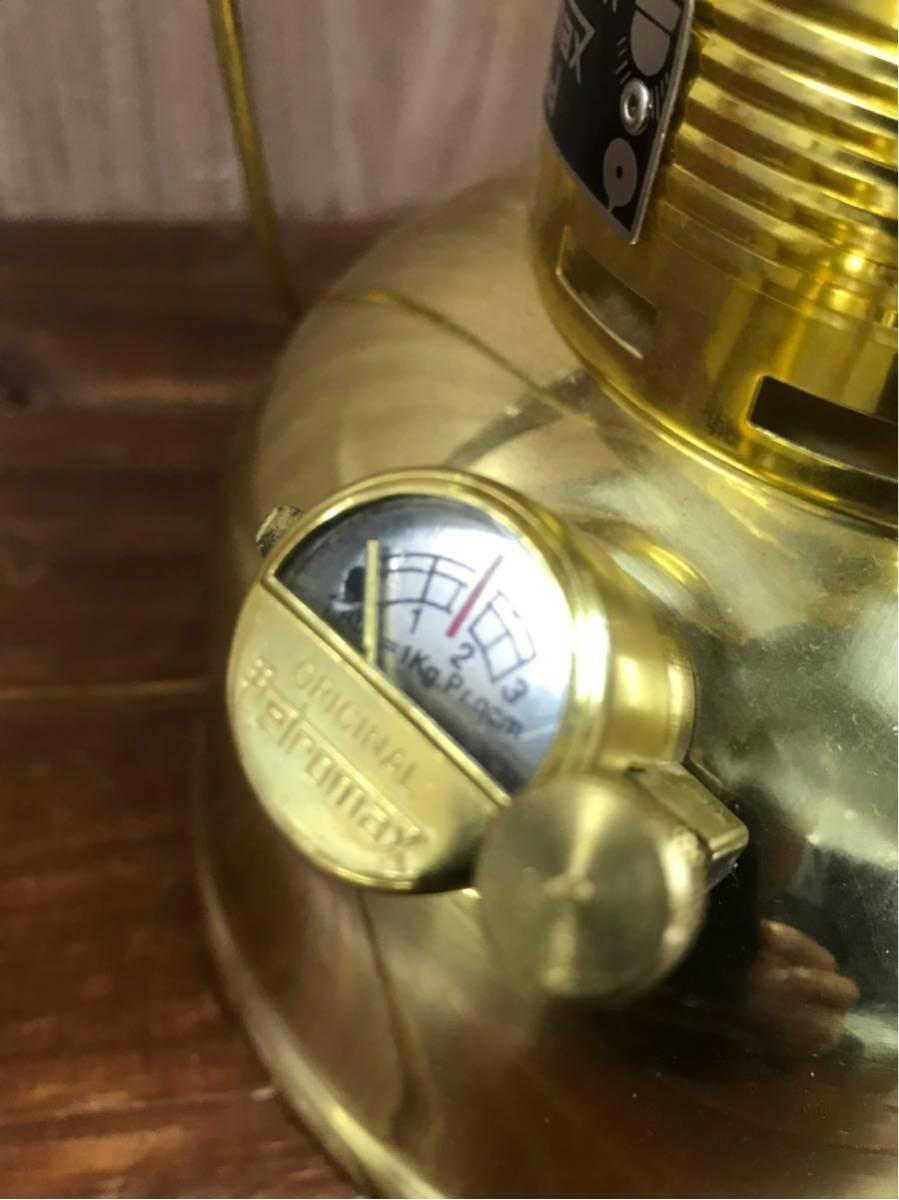 1円 未使用品☆♪4772♪ ペトロマックス HK500 ブラス トップリフレクターセット 灯油ランタン オイルランタン キャンプ用品 キャンプ_画像5