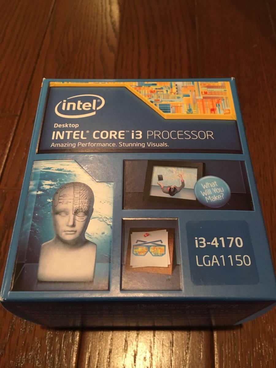 ★ マザーボード ASRock H97M-ITX/ac Mini-ITX LGA1150 無線LAN & CPU intel i3-4170 & DDR3 メモリ 8GB(4GBx2)_画像2