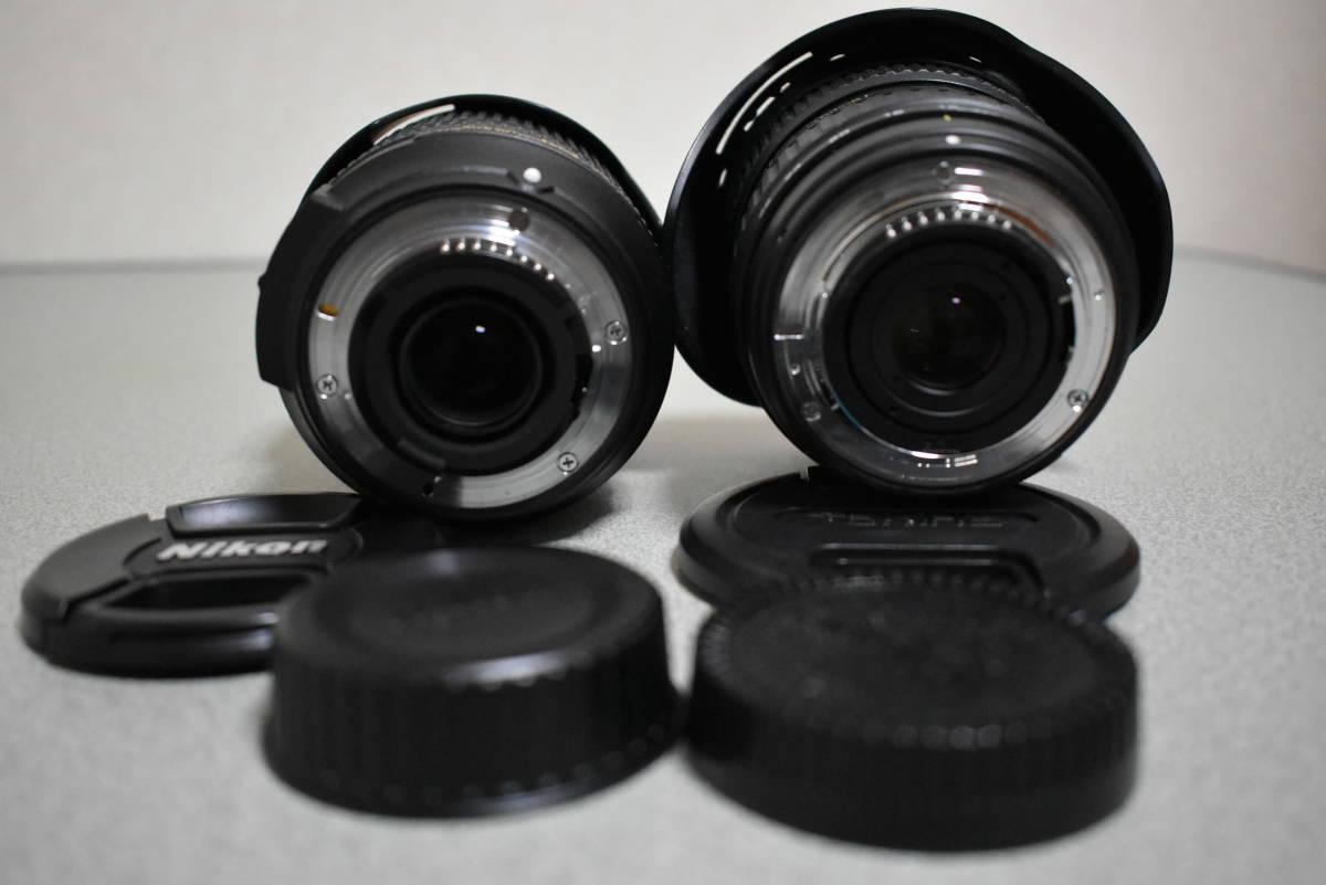 Nikon ニコン d7200 AF-S 18-140VR KIT & Tokina AT-X 12-28 PRO DX F4 おまけ付き_画像6