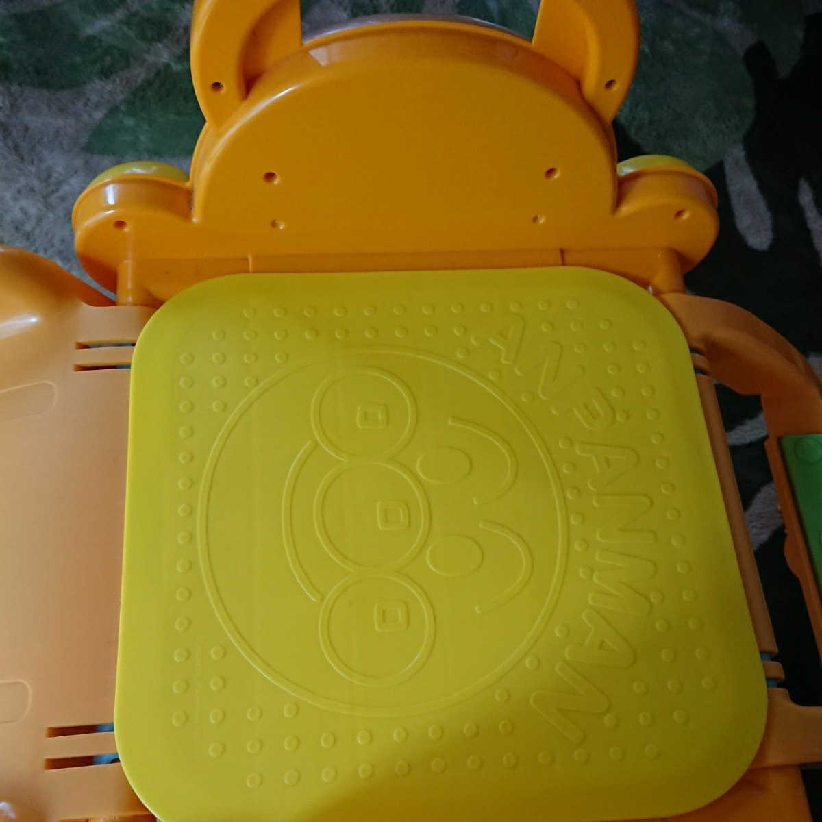 アンパンマン 滑り台 ピッピッ すべり台 キッズ 子ども 幼児 室内使用 _画像5