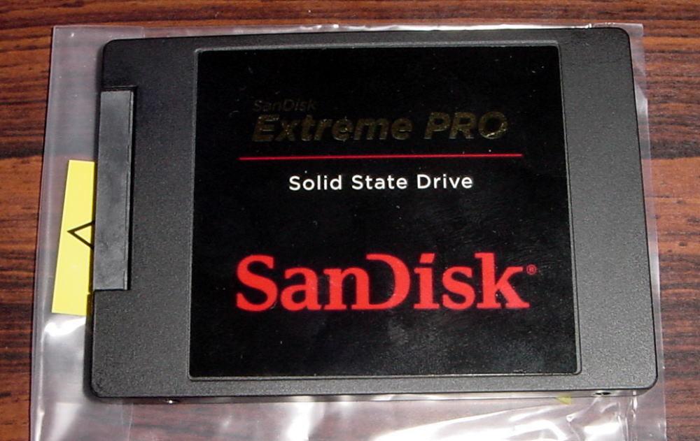 SanDisk Extreme PRO SSD 240GB SATA MLC SDSSDXPS-240G-J25_画像2