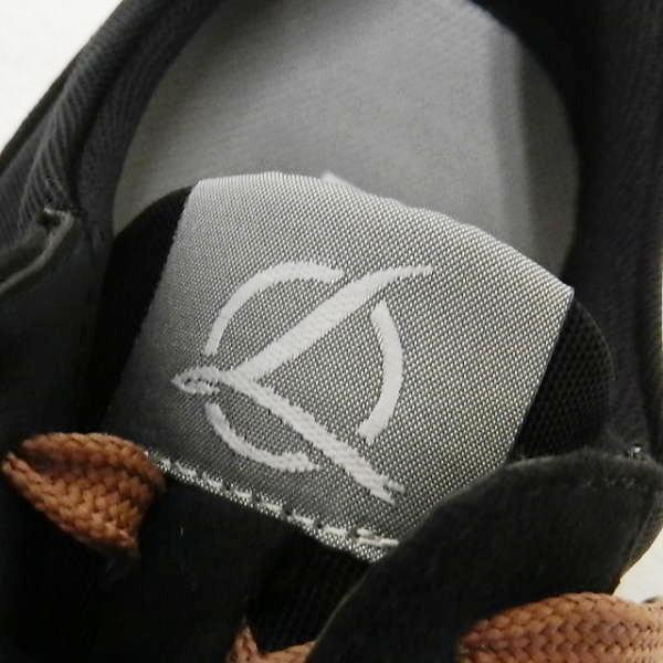 ■ LOCOX ロコックス ワイドステップウォーカー レディース ブラック 23.0cm ウォーキングシューズ 室内にて1回試し履きのみ!_画像9