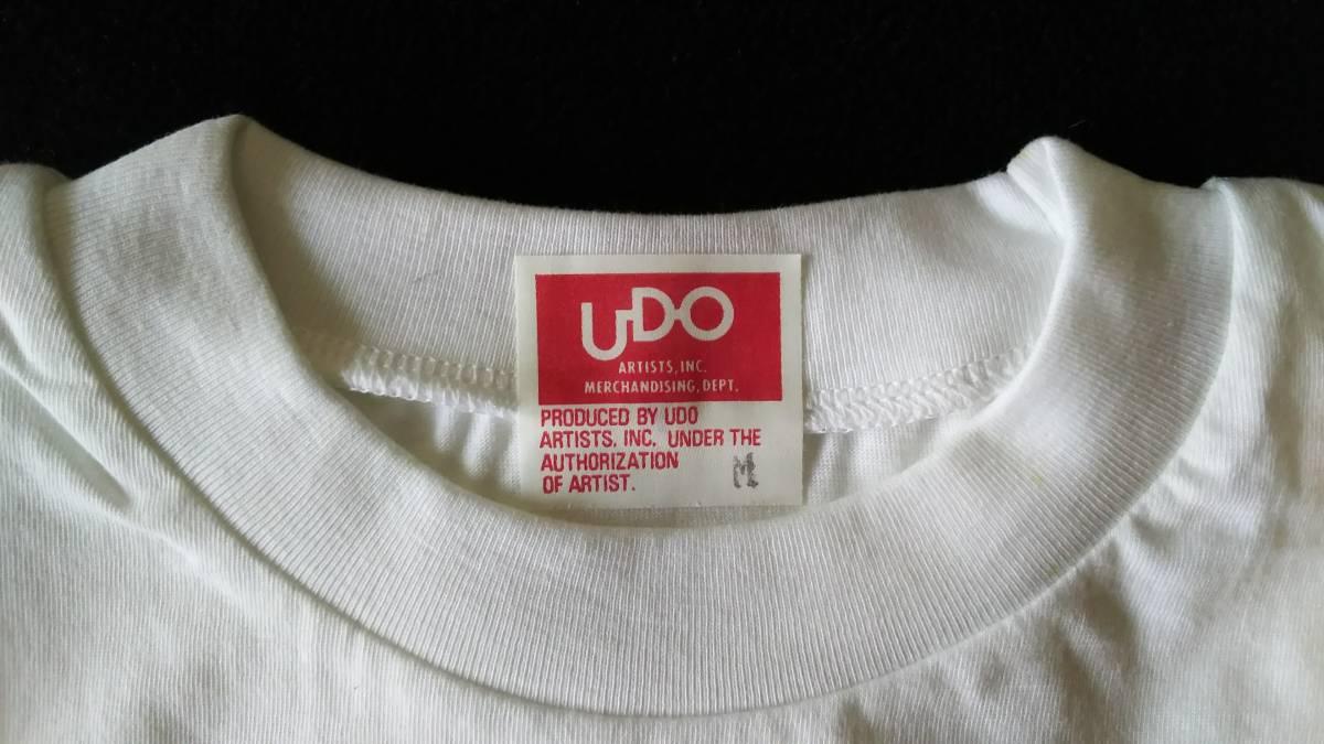★新品未使用★ ホール アンド オーツ・1984's ワールドツアーTシャツ Mサイズ《送料無料》_画像4