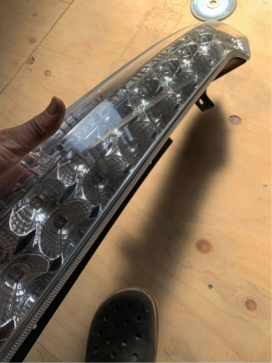 日産 セレナ C25 mbro エムブロ LEDテールランプ クリアテール_画像3