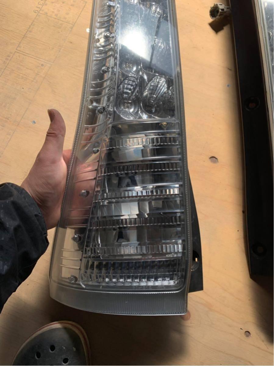 日産 セレナ C25 mbro エムブロ LEDテールランプ クリアテール_画像2