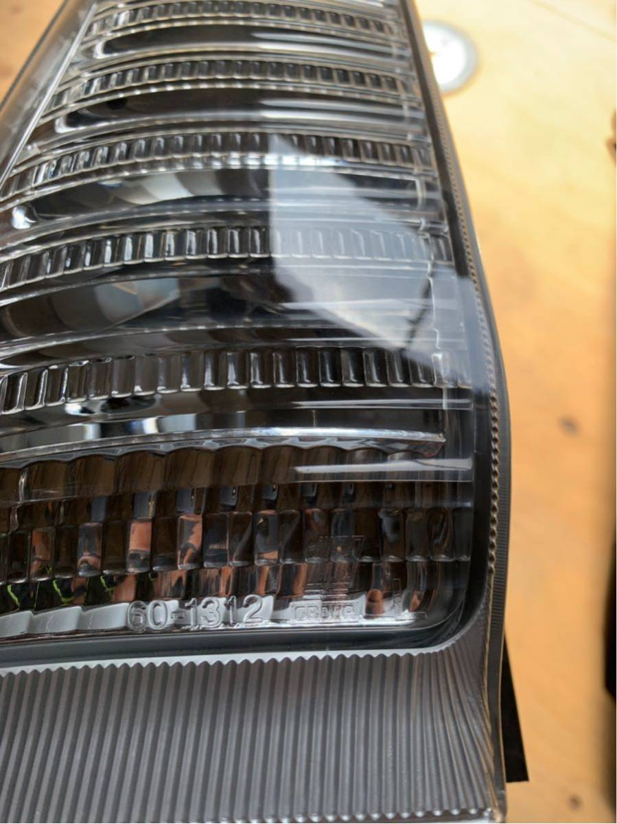 日産 セレナ C25 mbro エムブロ LEDテールランプ クリアテール_画像6