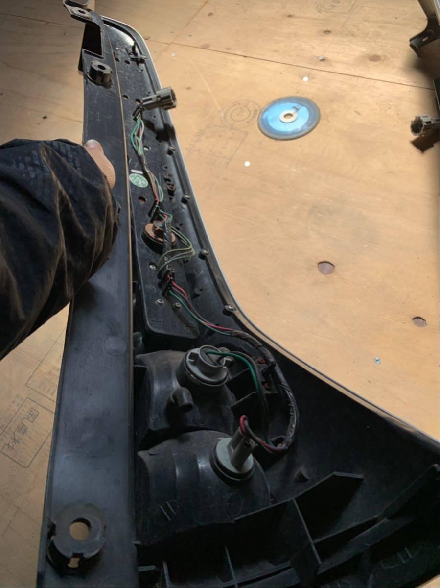 日産 セレナ C25 mbro エムブロ LEDテールランプ クリアテール_画像8