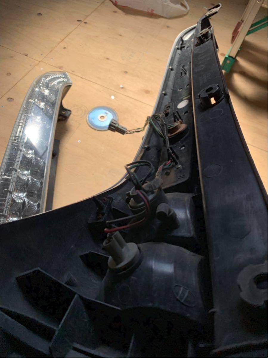 日産 セレナ C25 mbro エムブロ LEDテールランプ クリアテール_画像9