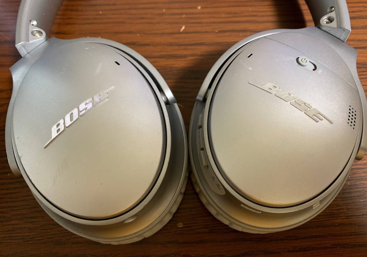 訳あり☆BOSE QuietComfort 35 wireless headphones_画像3