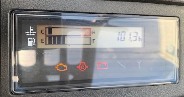 トヨタ 中古フォークリフト 2.5t ガソリン 4mハイマスト 8FG25 _画像10