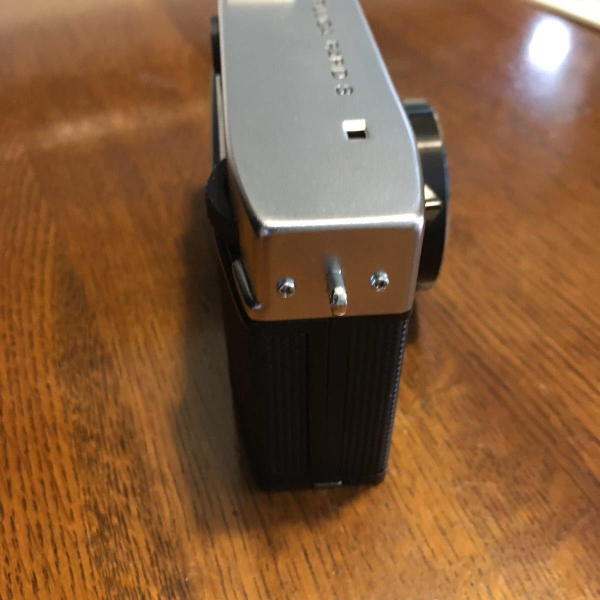 F32 フィルムカメラ FUJICA RAPID S ジャンク 現状渡し 説明書 箱 ケースあり _画像7