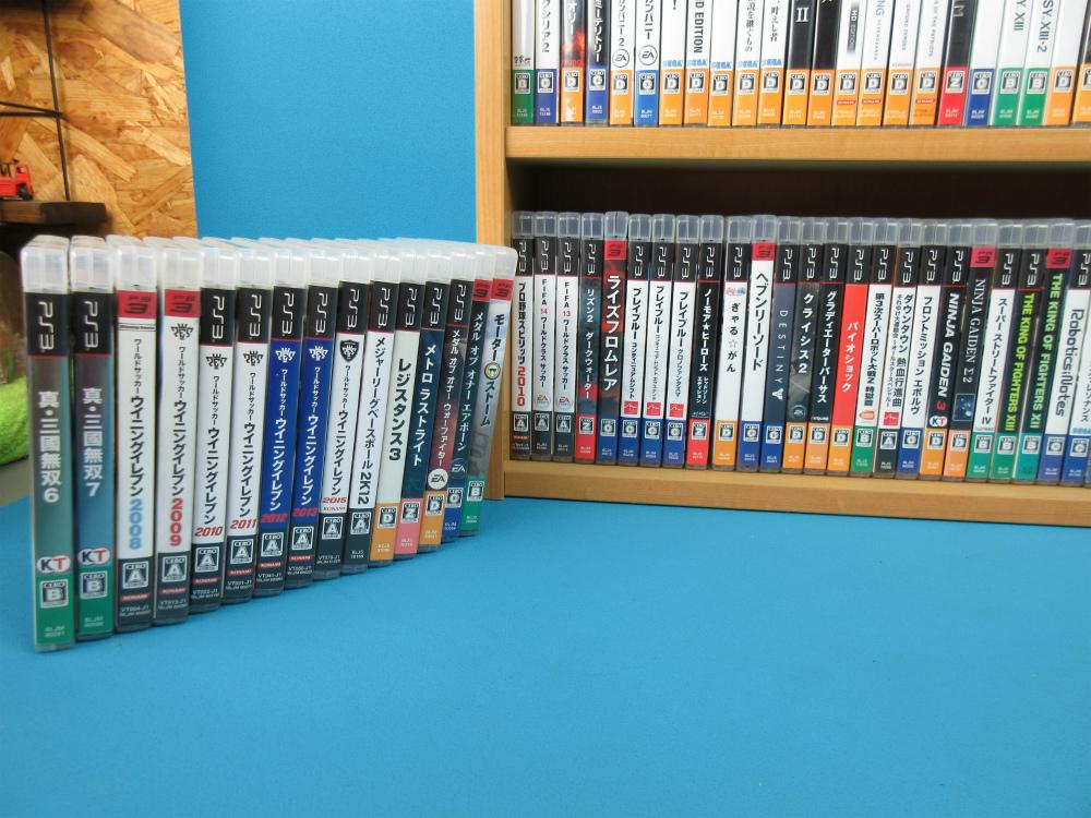 【売り切り】PS3 ソフト 170本セット 大量 まとめて かぶりなし 人気作多数 大人気第4弾【1円】_画像8