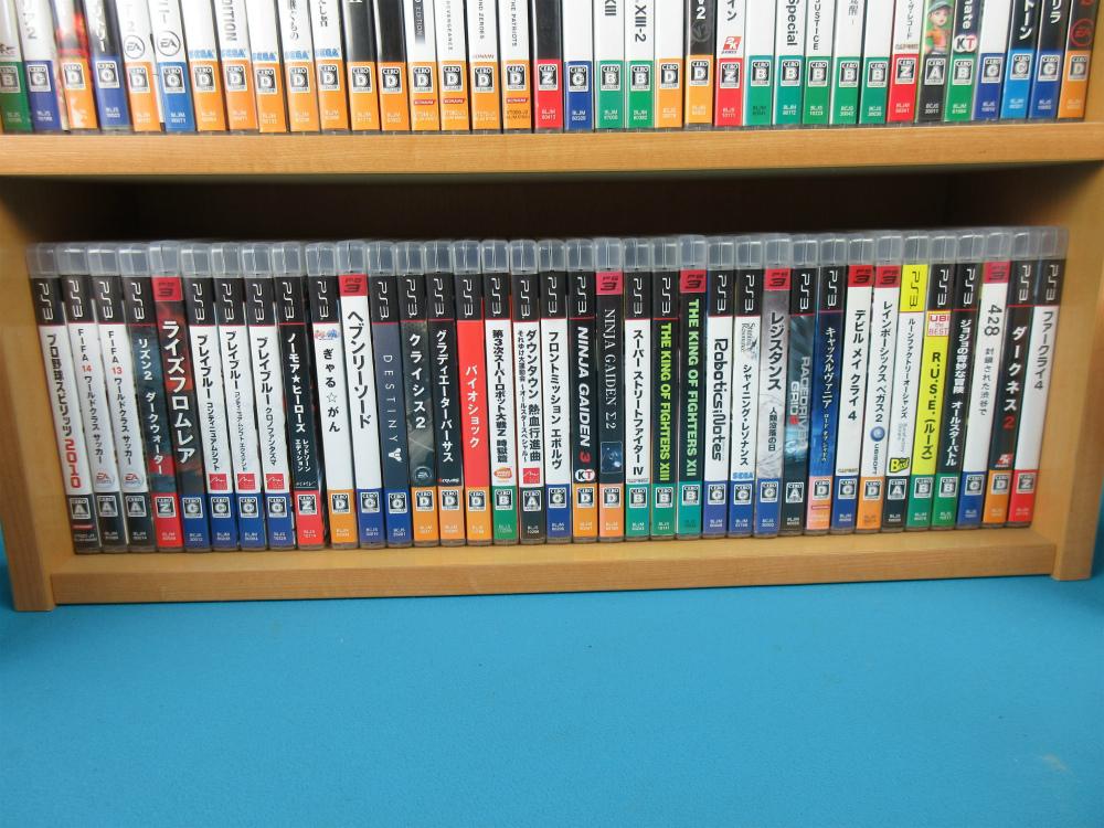 【売り切り】PS3 ソフト 170本セット 大量 まとめて かぶりなし 人気作多数 大人気第4弾【1円】_画像9