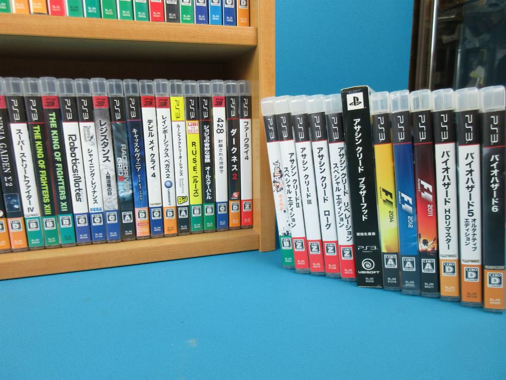 【売り切り】PS3 ソフト 170本セット 大量 まとめて かぶりなし 人気作多数 大人気第4弾【1円】_画像10