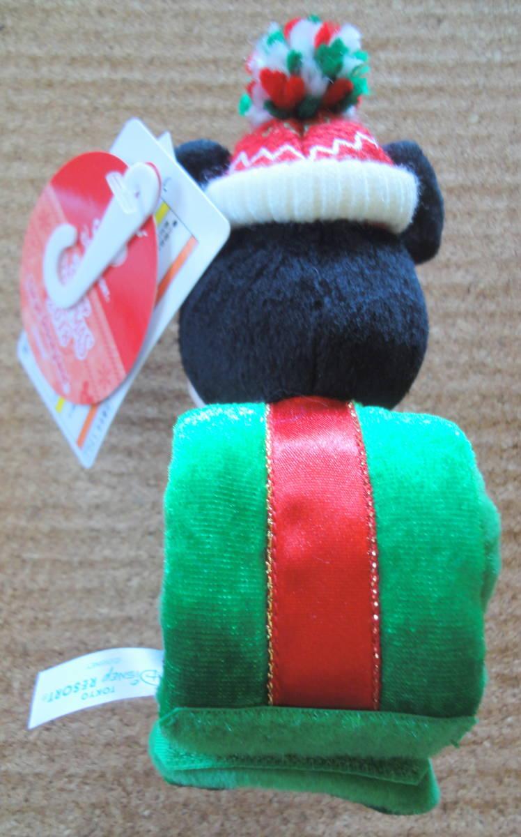 TOKYO Disney 35th CHRISTMAS 2018  ミッキーマウス ぬいぐるみバンド             タグ付き 未使用品210190523_画像3