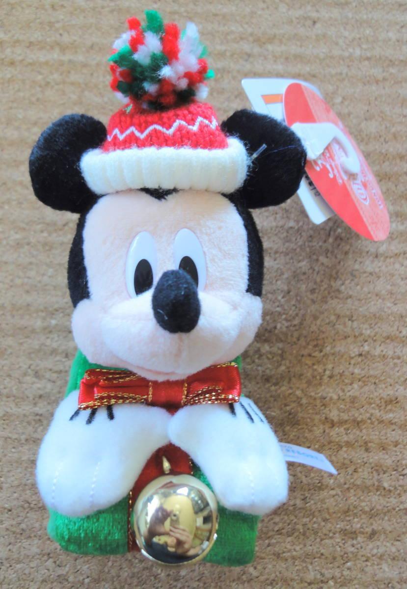 TOKYO Disney 35th CHRISTMAS 2018  ミッキーマウス ぬいぐるみバンド             タグ付き 未使用品210190523_画像1