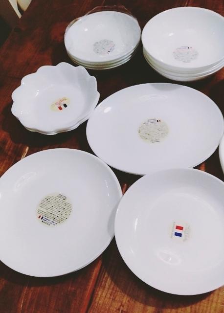 新品★シール付き★ヤマザキ★春のパン祭り景品★22枚セット★ディッシュ・鉢・ボウル・皿_画像3