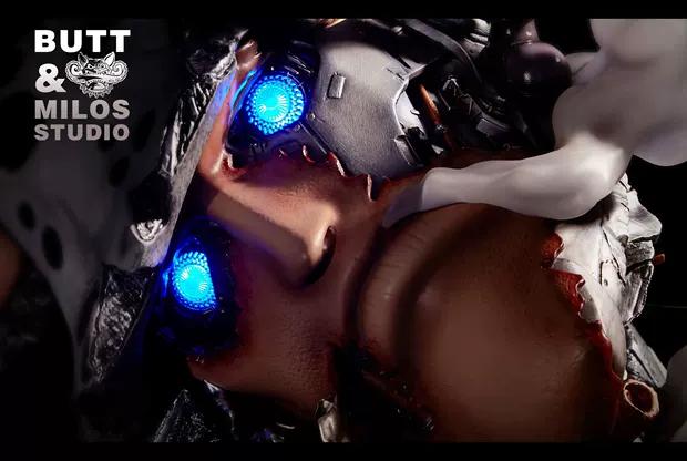 『ワンピース』新作予約 ONE PIECE 七武海 バーソロミュー・クマ 1/6 フィギュア 彫像 BMS数量限定品 樹脂GK完成品 改造_画像4