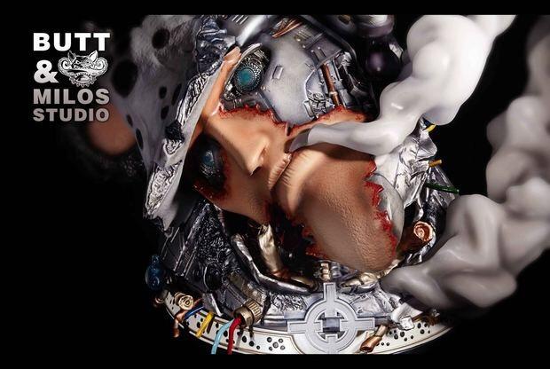 『ワンピース』新作予約 ONE PIECE 七武海 バーソロミュー・クマ 1/6 フィギュア 彫像 BMS数量限定品 樹脂GK完成品 改造_画像9