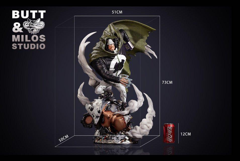『ワンピース』新作予約 ONE PIECE 七武海 バーソロミュー・クマ 1/6 フィギュア 彫像 BMS数量限定品 樹脂GK完成品 改造_画像5