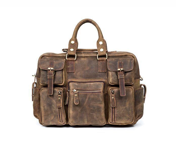 【定価65万】.【純手工細作】上層牛革100%メンズビジネスバッグ 書類かばん ビジネスバッグ ショルダーバッグ メンズバッグ 鞄