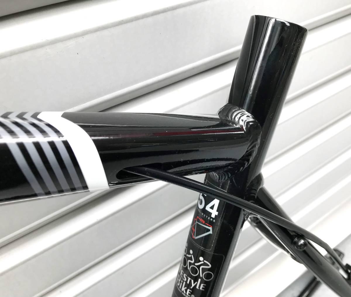 FELT VERZA 17年モデル クロスバイクフレーム【新古品】_画像9