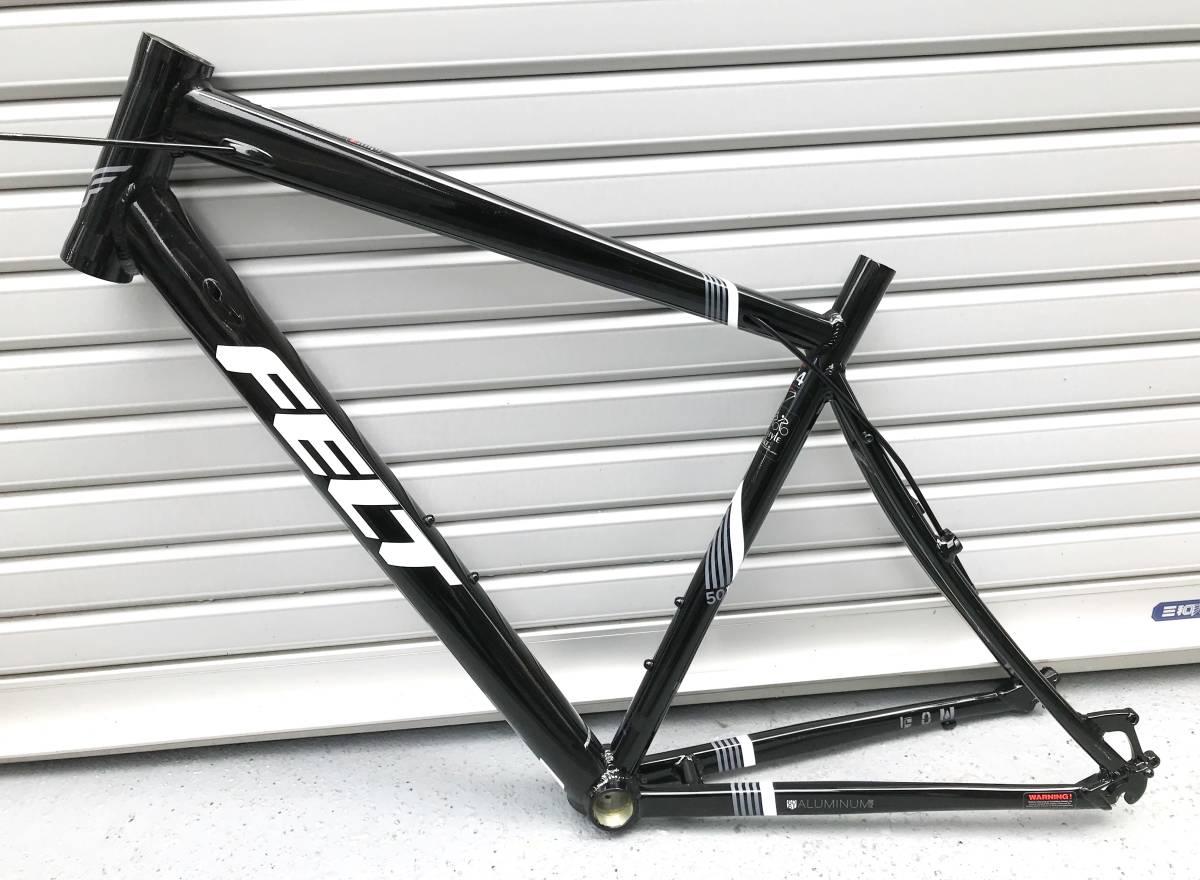 FELT VERZA 17年モデル クロスバイクフレーム【新古品】_画像2