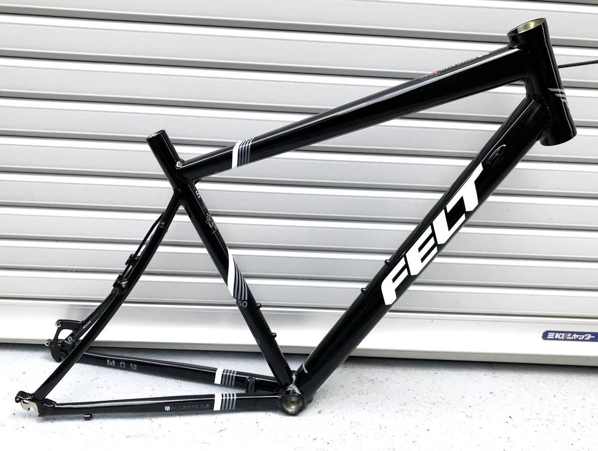 FELT VERZA 17年モデル クロスバイクフレーム【新古品】