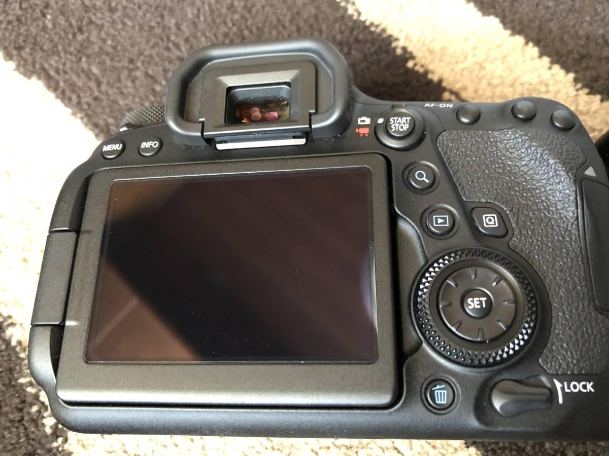 キャノン EOS 6D Mark II本体と ピークデザインハンドストラップ付き!_画像3