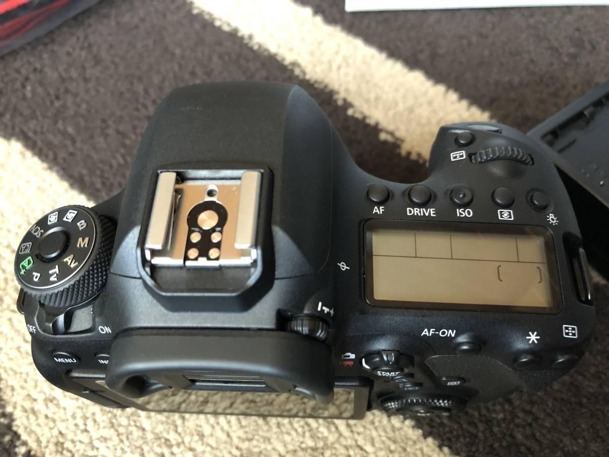 キャノン EOS 6D Mark II本体と ピークデザインハンドストラップ付き!_画像4