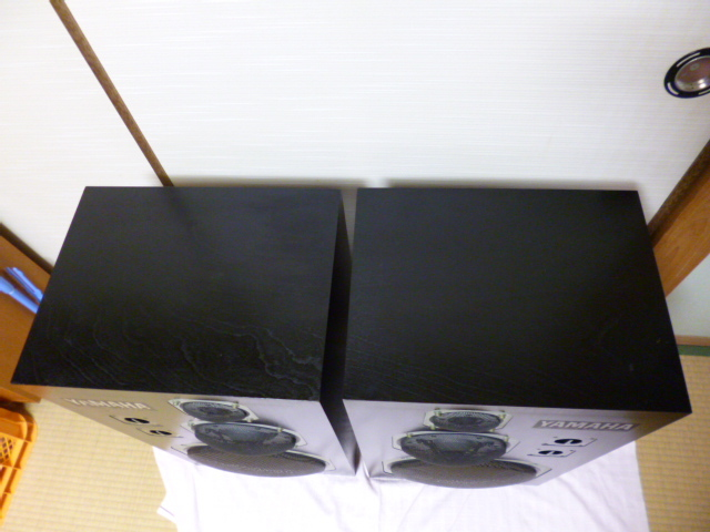 ヤマハ NS-1000M スピーカーLR_画像4