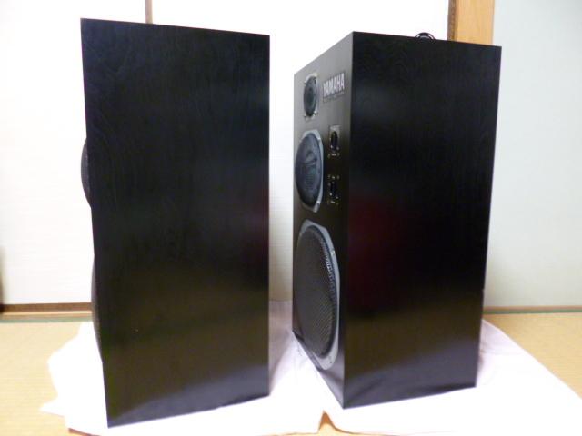 ヤマハ NS-1000M スピーカーLR_画像5