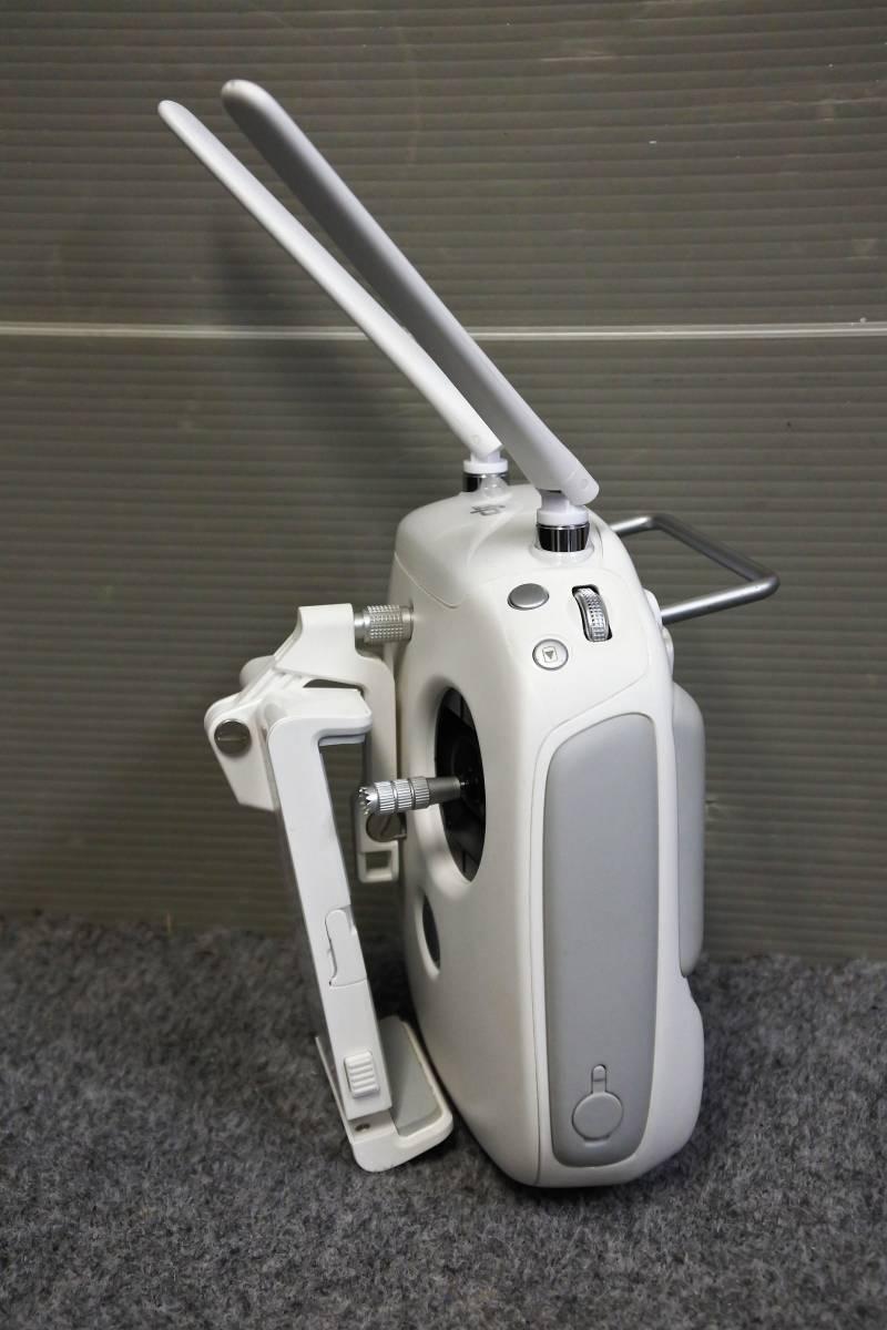 ジャンク◎DJI☆ファントムPHANTOM3 PRO(ADVANCED)プロポ送信機GL300A☆_画像2