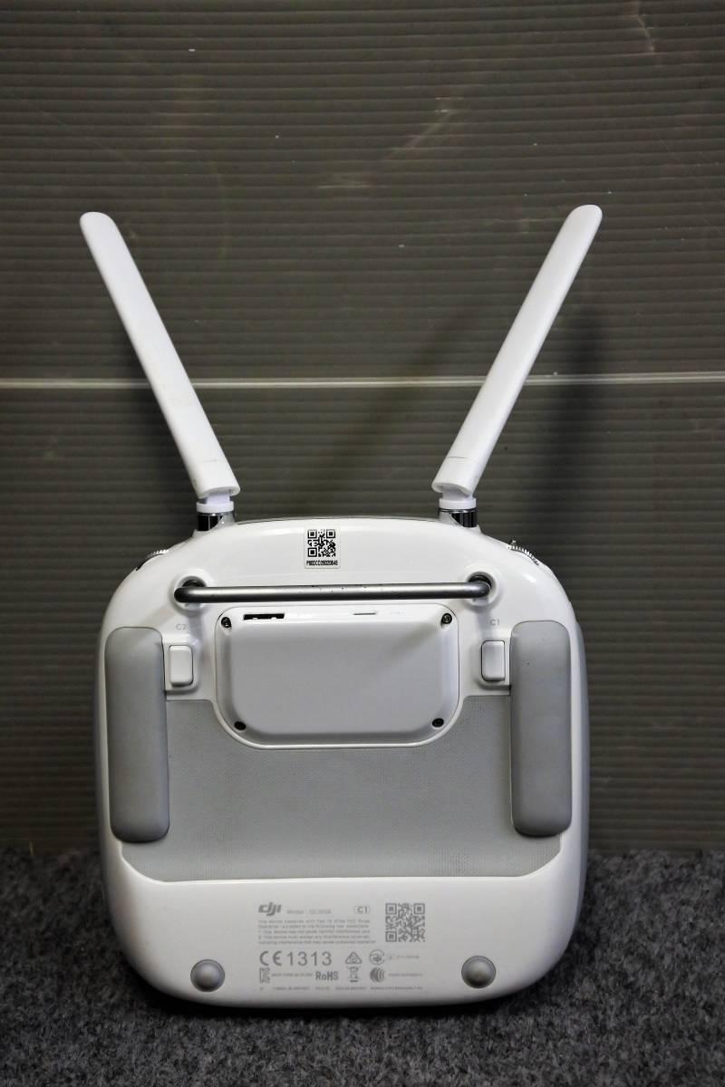 ジャンク◎DJI☆ファントムPHANTOM3 PRO(ADVANCED)プロポ送信機GL300A☆_画像3