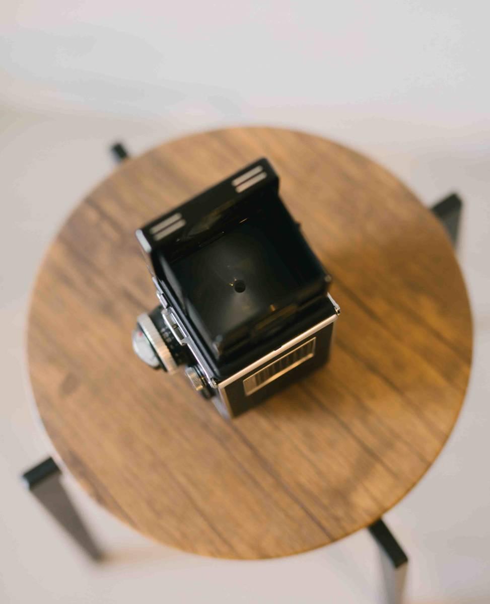 【超美品】Rolleiflex 3.5F ローライフレックス 3.5F Planar 75mm 付属品あり_画像2