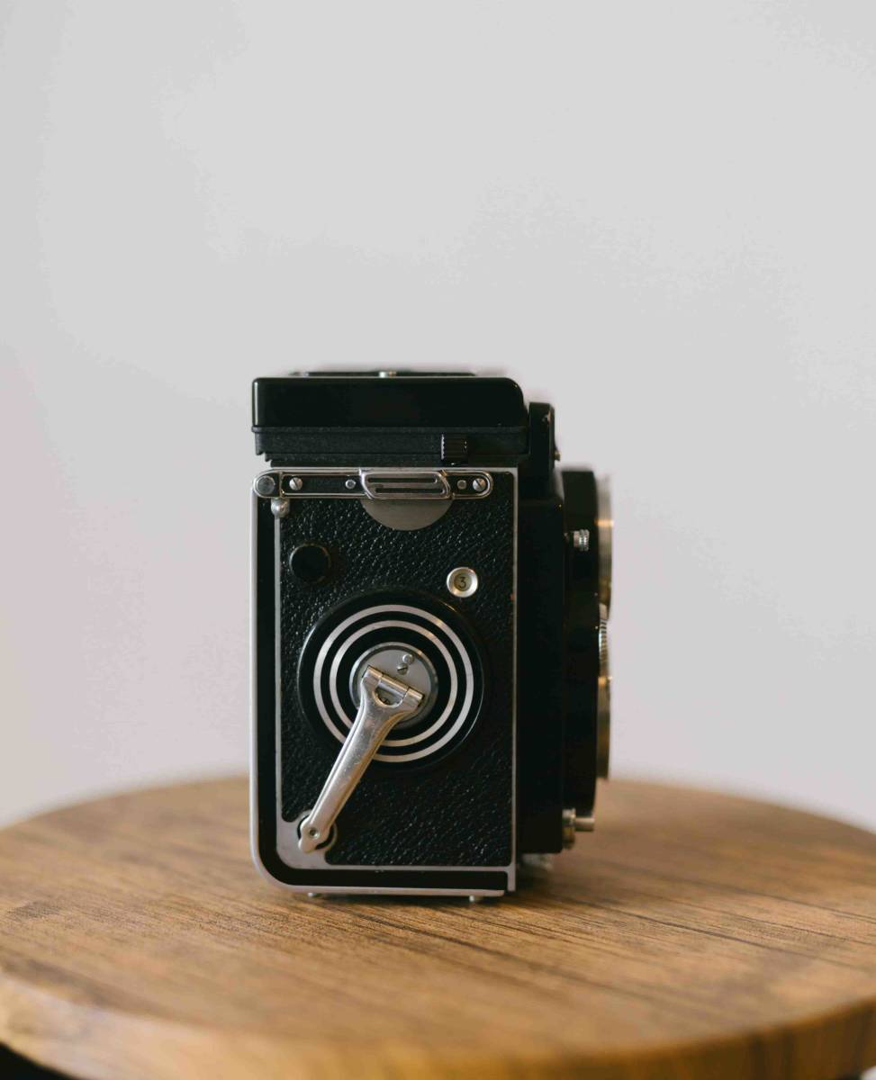 【超美品】Rolleiflex 3.5F ローライフレックス 3.5F Planar 75mm 付属品あり_画像3