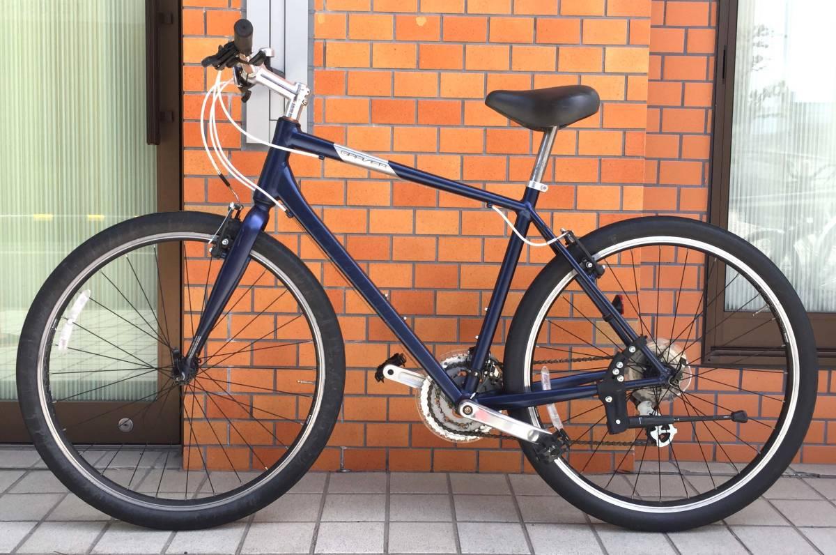 GIANT(ジャイアント) GRAVIER クロスバイク 24段変速 アルミフレーム 動作良好!