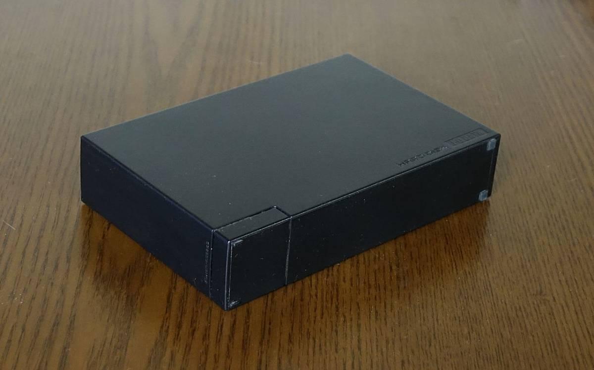 ★★I・O DATA HDC-LA3.0 外付けHDD 3.0TB テレビ録画やパソコンのデータ保存に USB 3.0★縦置き・横置き両対応★コンパクト設計★電源連動_画像2