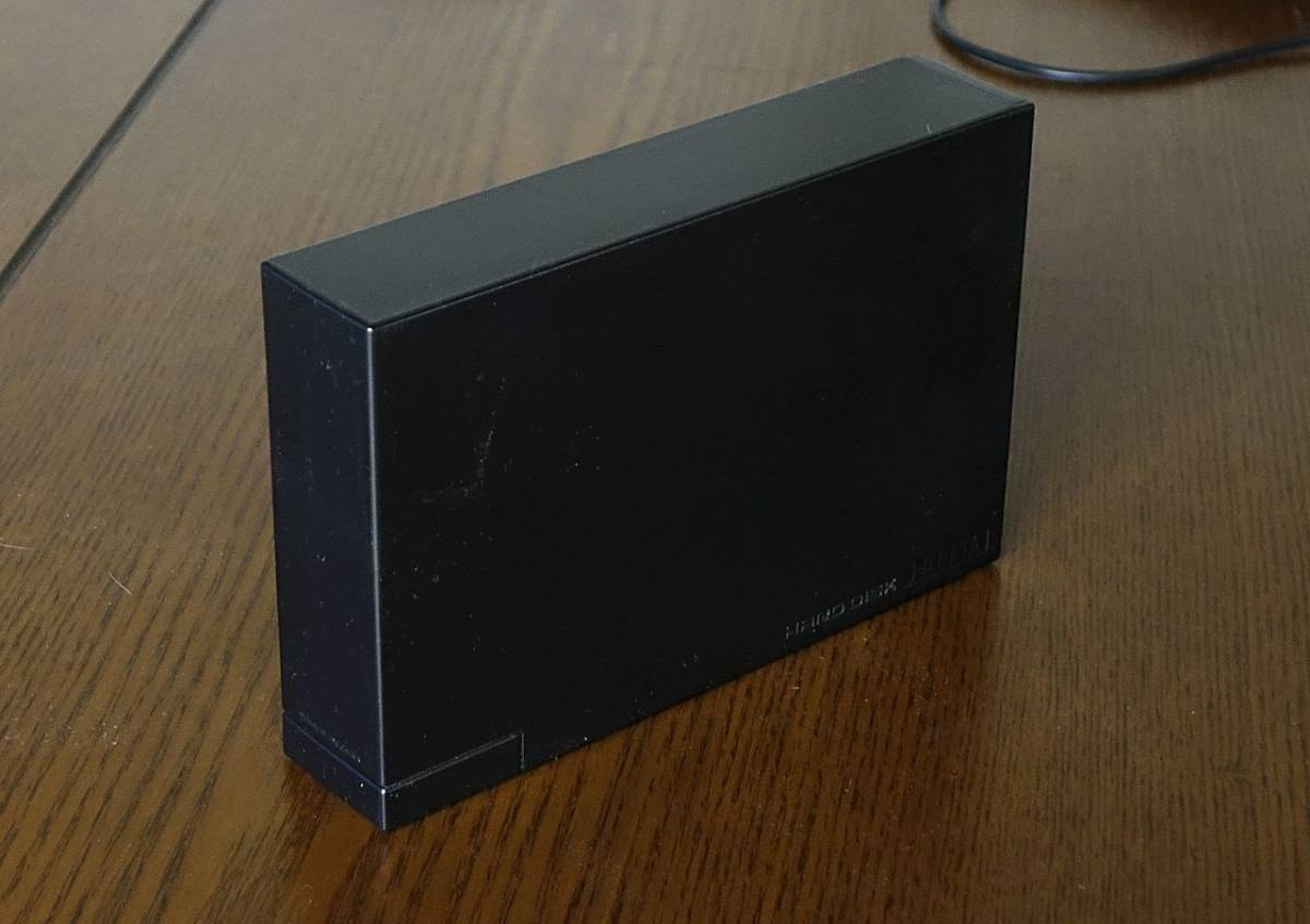 ★★I・O DATA HDC-LA3.0 外付けHDD 3.0TB テレビ録画やパソコンのデータ保存に USB 3.0★縦置き・横置き両対応★コンパクト設計★電源連動