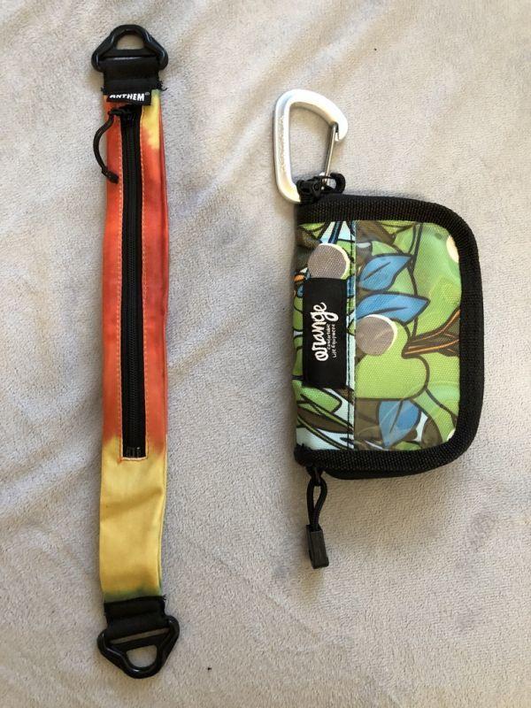 【新品未使用】orange パスケース 財布 スノーボード / ANTHEM HOLDTUBE/HOLD TUBE ホールドチューブ ショート(350mlサイズ)